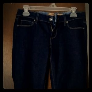 PAIGE Bootcut Jeans, lowcut, brand new, used once.